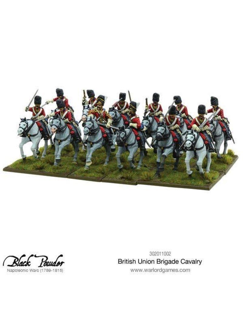 Warlord Games British Union Brigade Cavalry