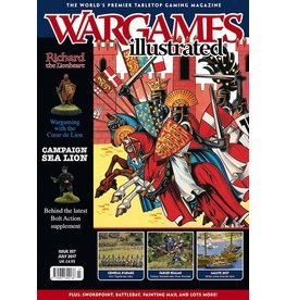 Wargames Illustrated Wargames Illustrated: Issue 357: July 2017
