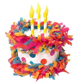 TOPS Malibu Birthday Cake Piñata