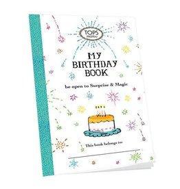 TOPS Malibu My Birthday Book