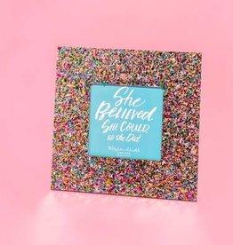 Taylor Elliott Designs Confetti Frame