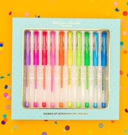 Taylor Elliott Designs Gel Pen Set