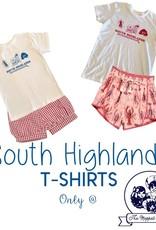 Sweet Tees South Hightlands T-shirt
