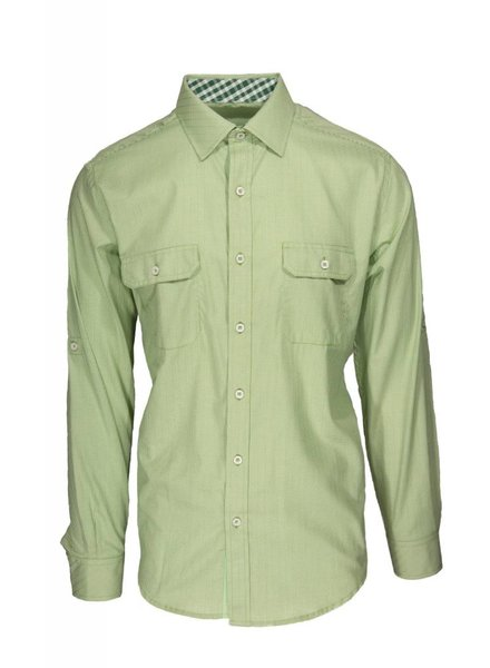 Alex Cannon Alex Cannon Spring Green Sport Shirt