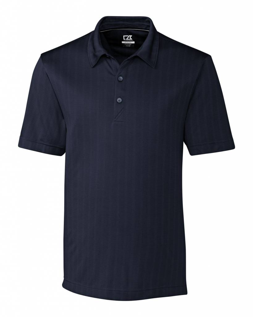 96648a03c Cutter & Buck Cutter & Buck Men's Hamden Polo, Liberty Navy, Medium ...