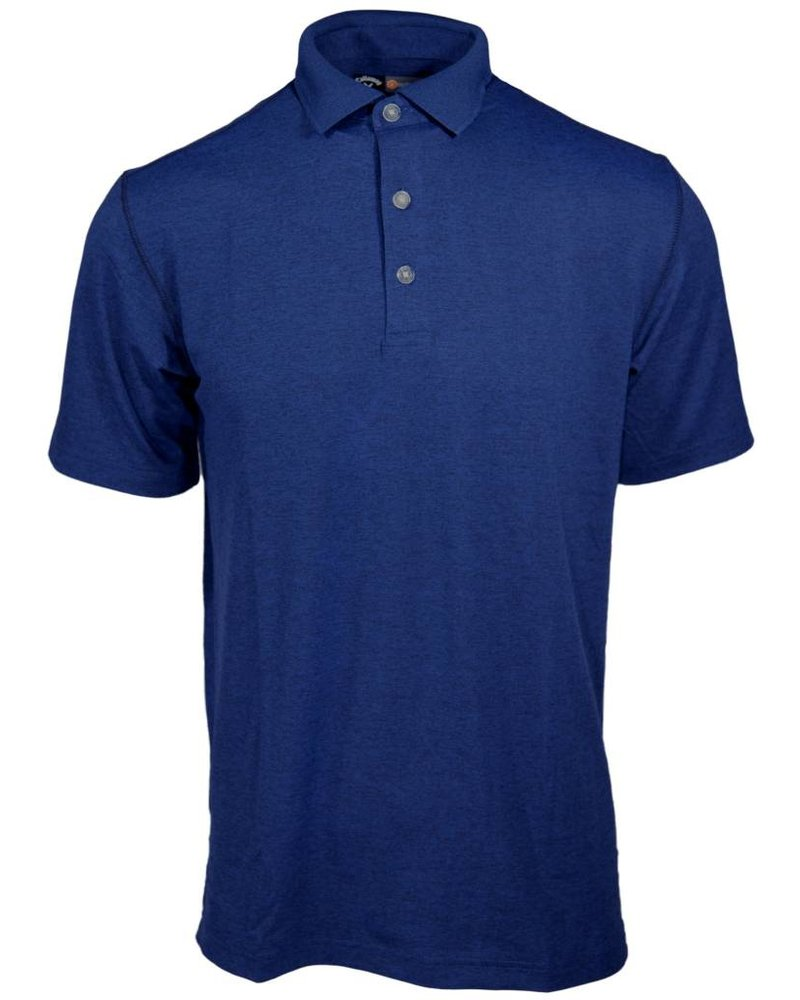 Callaway Callaway Men's Golf Performance Heathered Short Polo