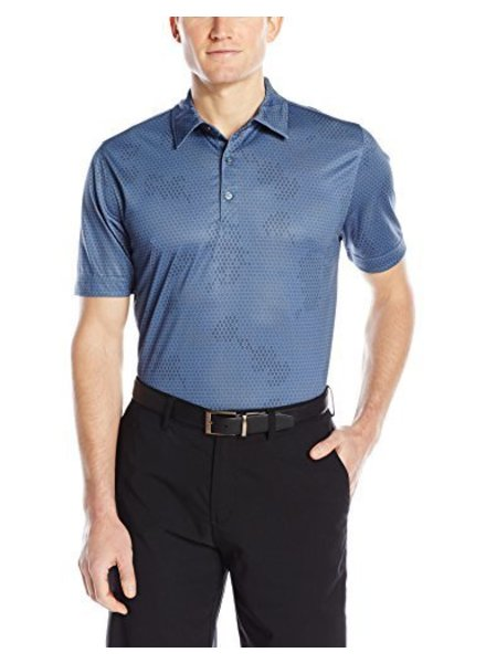 Cutter & Buck Cutter & Buck Men's Cb Drytec Particle Print Polo-XXLarge