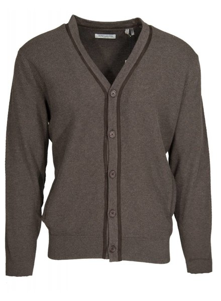 Alex Cannon Alex Cannon Smoky Brown Cardigan