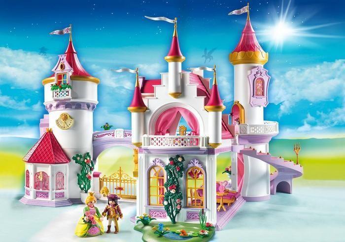 Little Pickles - Playmobil Princess Fantasy Castle - Little Pickles
