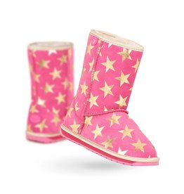 Emu Emu Starry Night Kid's Boot
