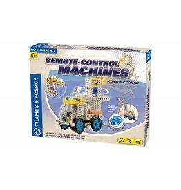 Thames and Kosmos Thames and Kosmos Remote-Control Machines
