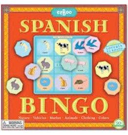 Eeboo eeBoo Spanish Bingo