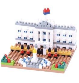 Schylling Kawada Nanoblocks Buckingham Palace