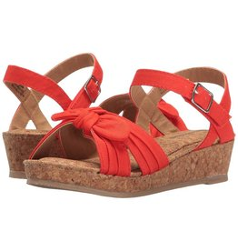 Hanna Andersson Hanna Andersson Cathrin Wedge - Tangy Red