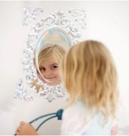 Creative Education Great Pretenders Removable Wall Mirror Stickers