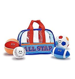 Melissa and Doug Melissa and Doug Sports Bag Fill and Spill