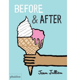Phaidon Press Before & After by Jean Jullien