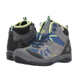 Merrell Merrell Kid's Capra Mid Waterproof Hiking Boot