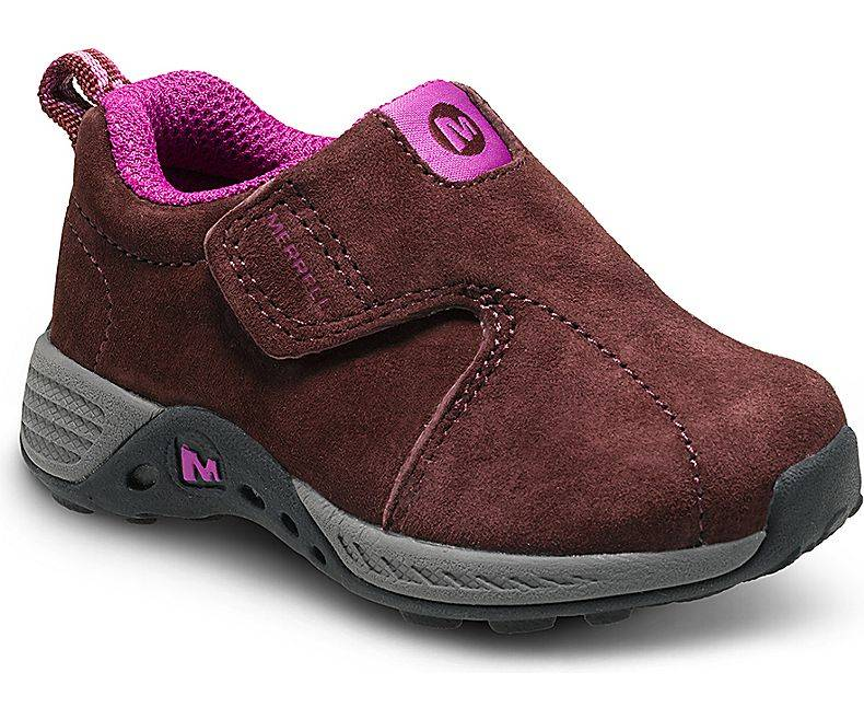 Merrell Merrell Toddler Jungle Moc Sport Alternative Closure