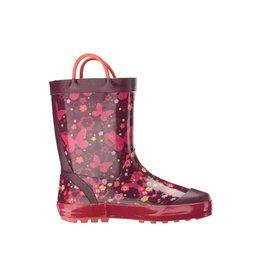 Kamik Kamik - Flutter Toddler Rainboot (Purple/Mauve)