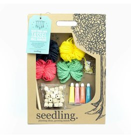 Seedling Make Your Own Tassel Wall Hanging