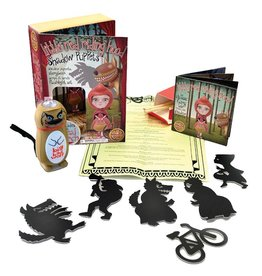 House of Marbles Red Riding Hood Shadow Puppets