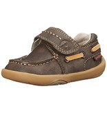 "Pediped Pediped Grip ""n"" Go Norm Brown Boat Shoe"