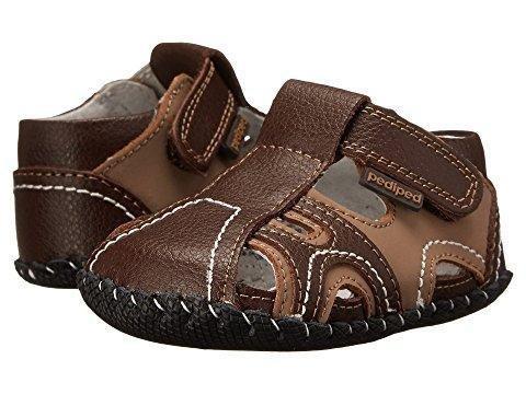 Pediped Pediped Brody Baby Sandal - Brown Tan