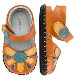 Pediped Pediped Daisy Baby Sandal - Orange