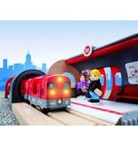 Brio Metro Railway Set