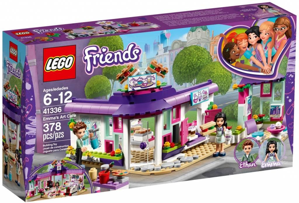 LEGO LEGO Friends Emma's Art Cafe