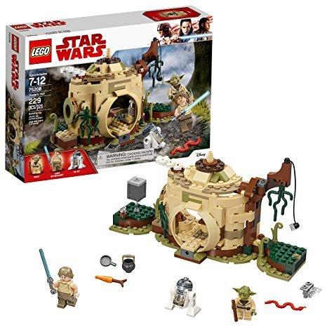 LEGO LEGO Star Wars Yoda's Hut