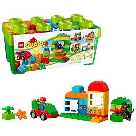 LEGO LEGO Duplo All-in-One Box of Fun