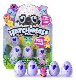 Toysmith HATCHIMALS COLLEGTIBLES 4PK