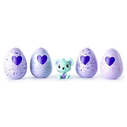 Toysmith HATCHIMALS COLLEGTIBLES 4PK