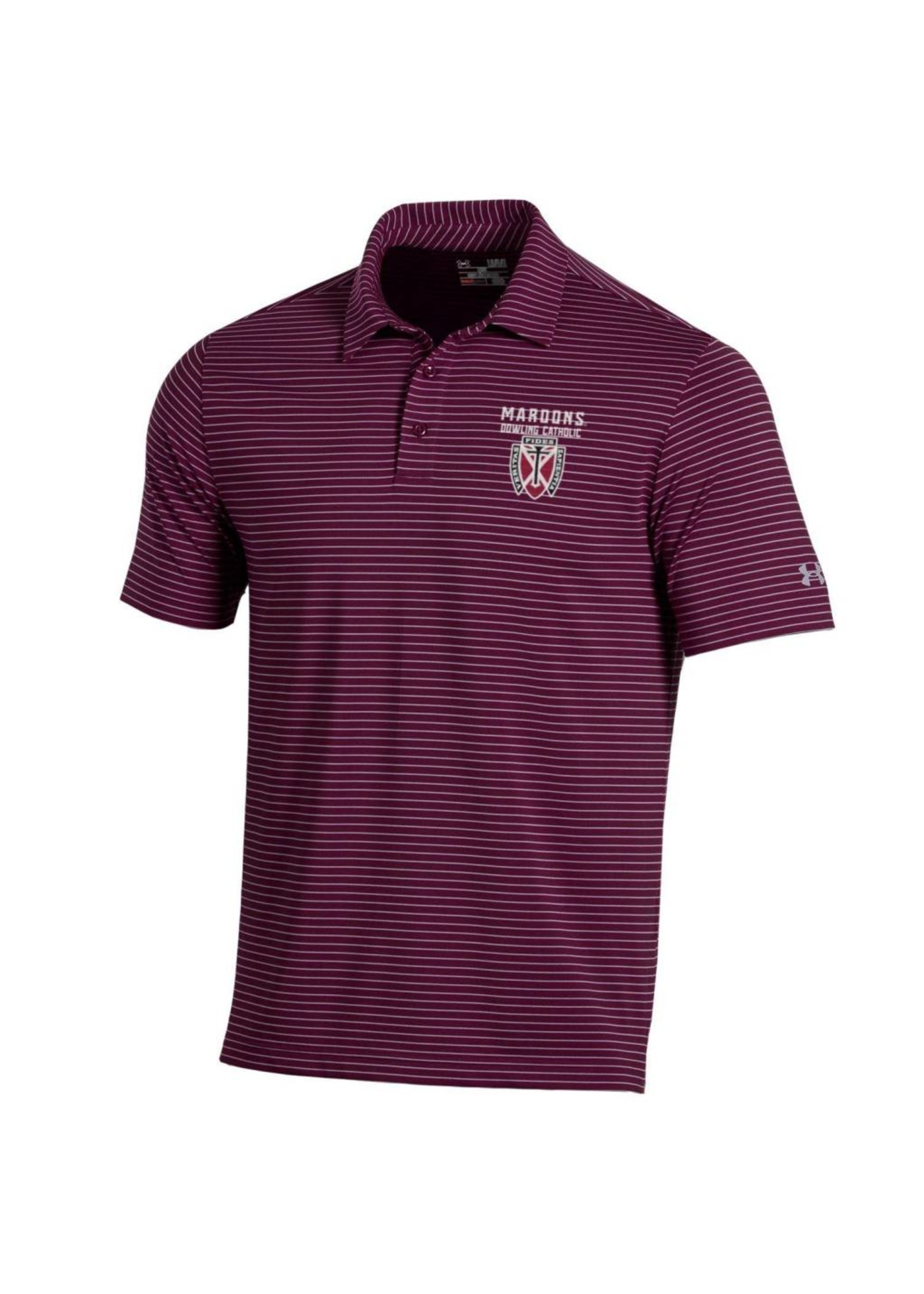 Under Armour Under Armour Men's Playoff Stripe Polo (size Medium; all other sizes sold out)