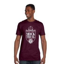 Hane's Mock Trial Short Sleeve T-Shirt