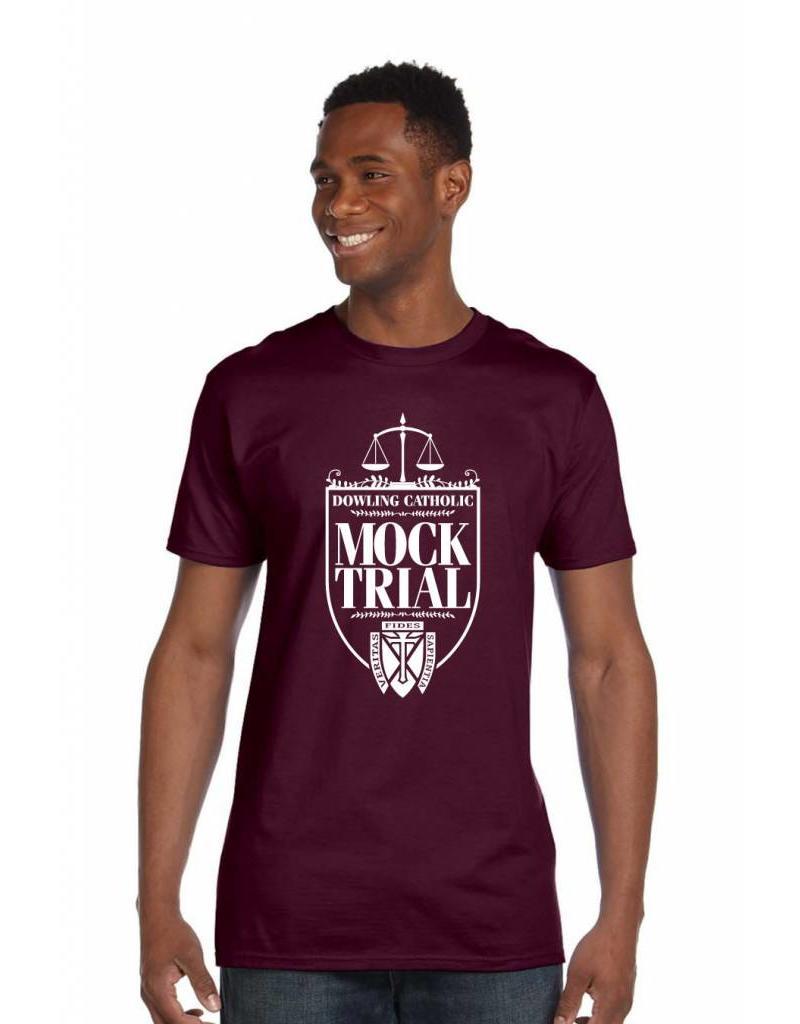 Hane's Mock Trial Short Sleeve T-Shirt