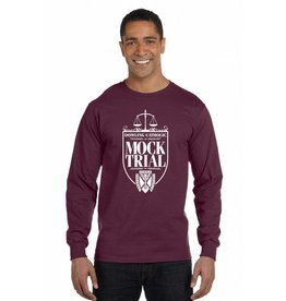 Hane's Mock Trial Apparel Long Sleeve T-Shirt