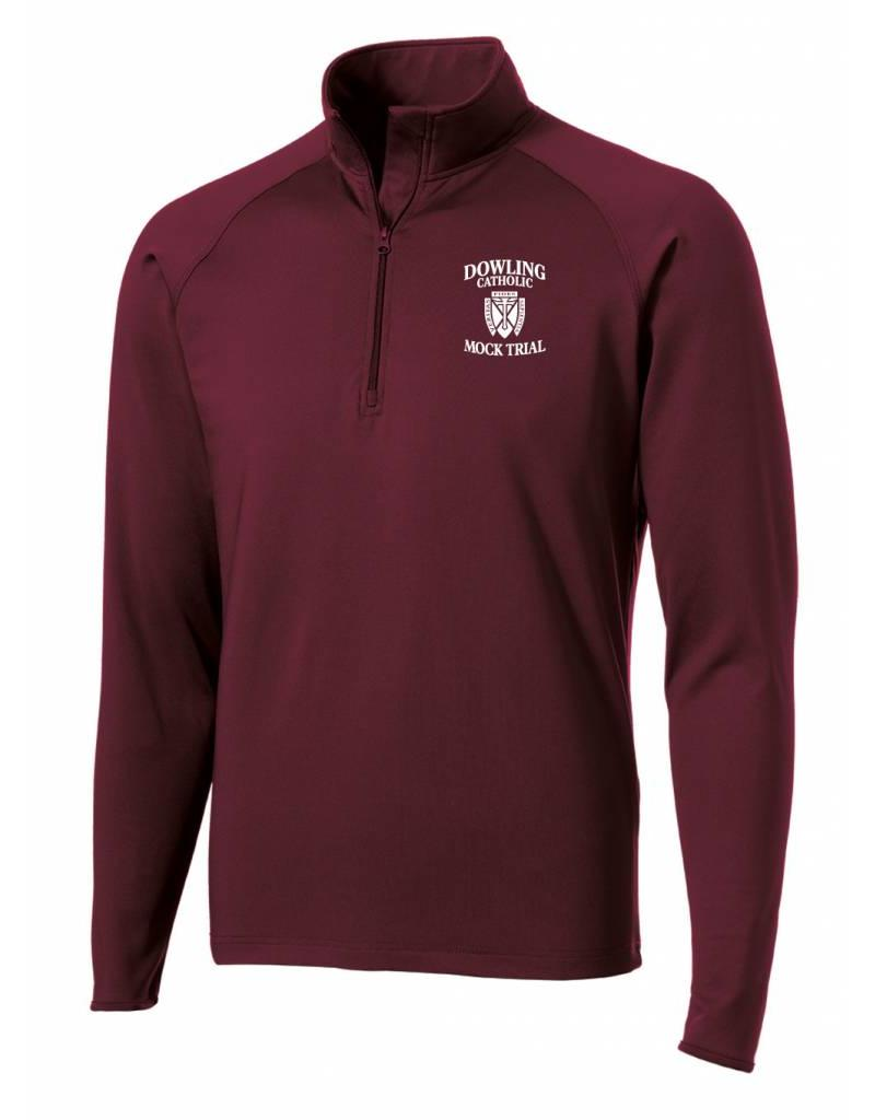 Sport-tek Mock Trial Apparel 1/2 Zip