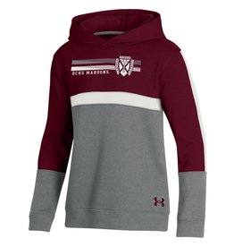 Under Armour Under Armour OT Pique Blocked Hood