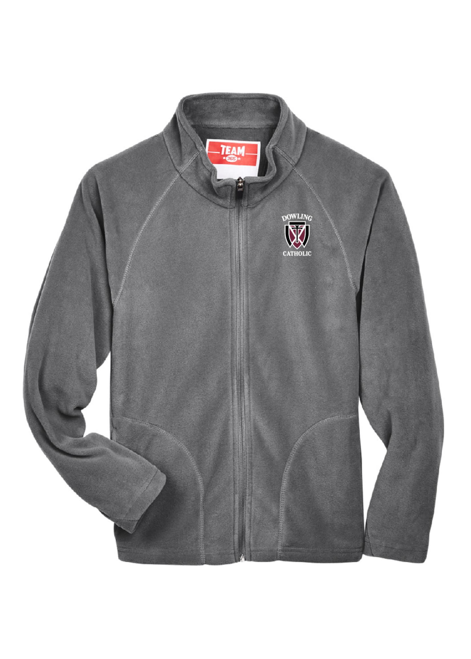 Team 365 Youth Fleece Uniform Jacket - ONLINE