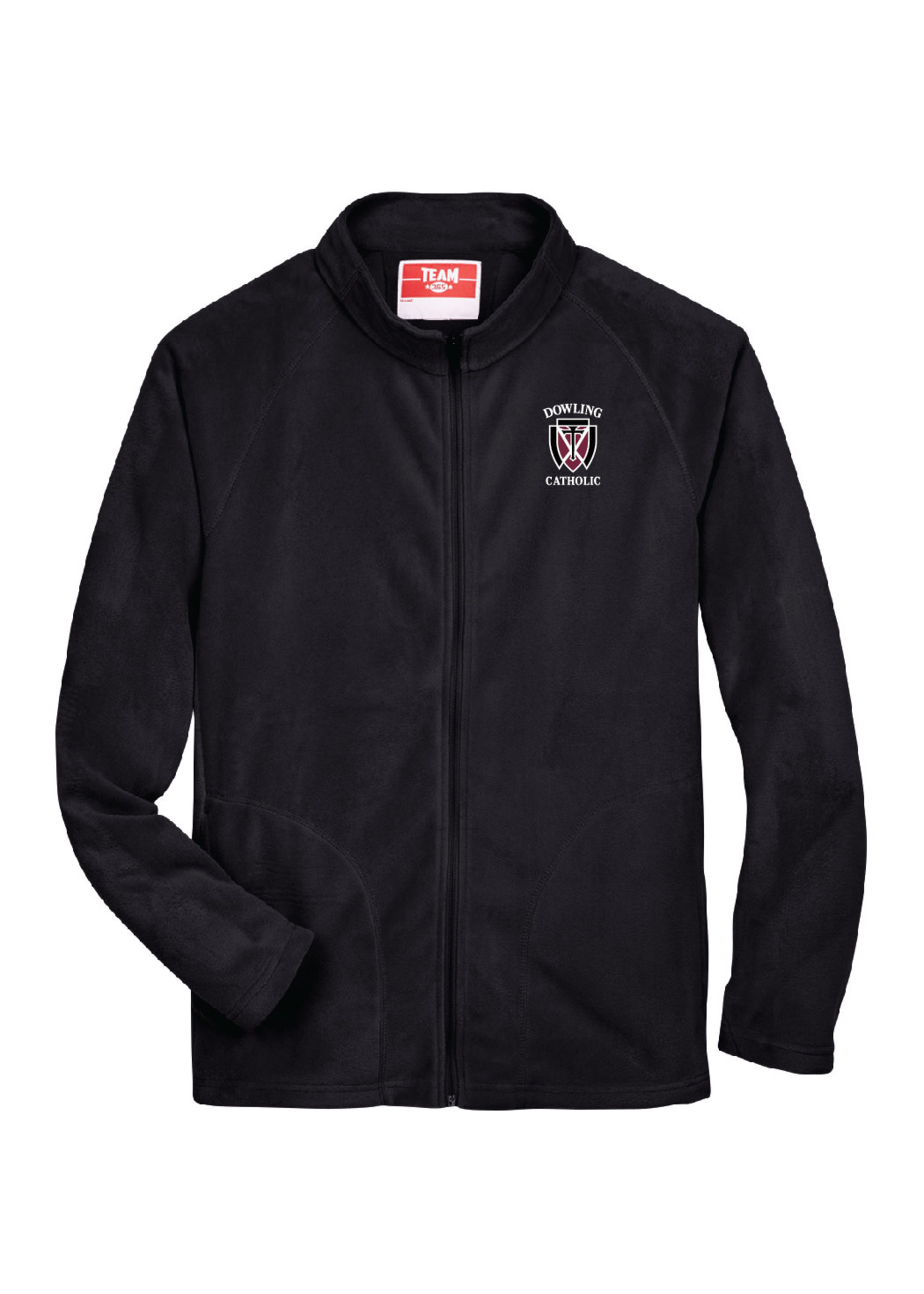 Team 365 Men's Uniform Fleece Jacket - ONLINE