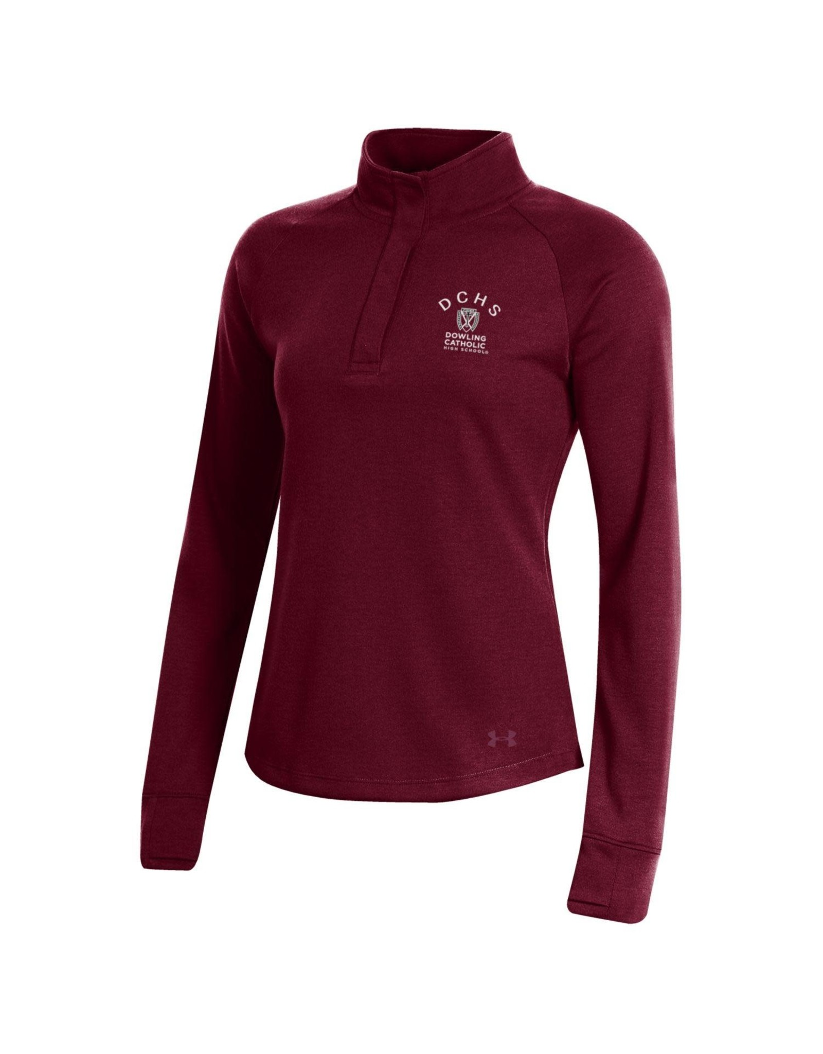 Under Armour Under Armour Women's Knit Jersey 1/4 Snap
