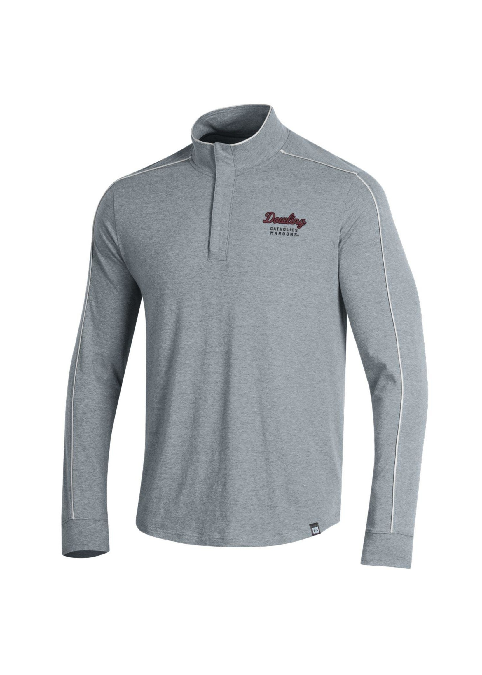 Under Armour Under Armour Men's Charged Cotton Piped 1/4 Zip