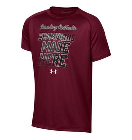 Under Armour Under Armour Boy's Tech Tee Short Sleeve