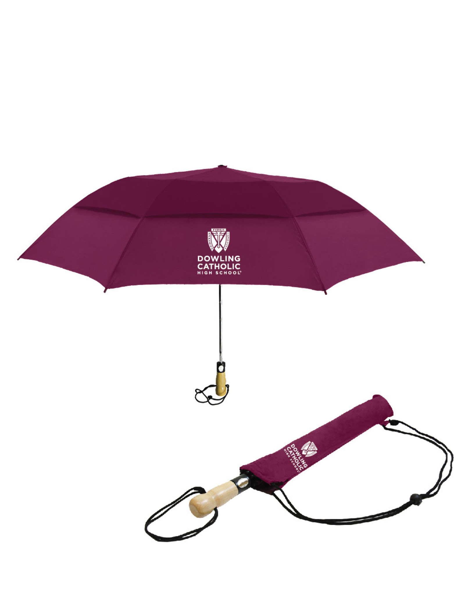 Stromberg Vented Umbrella