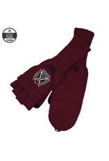 Logo Fit LogoFit Flip-Top Knit Mittens