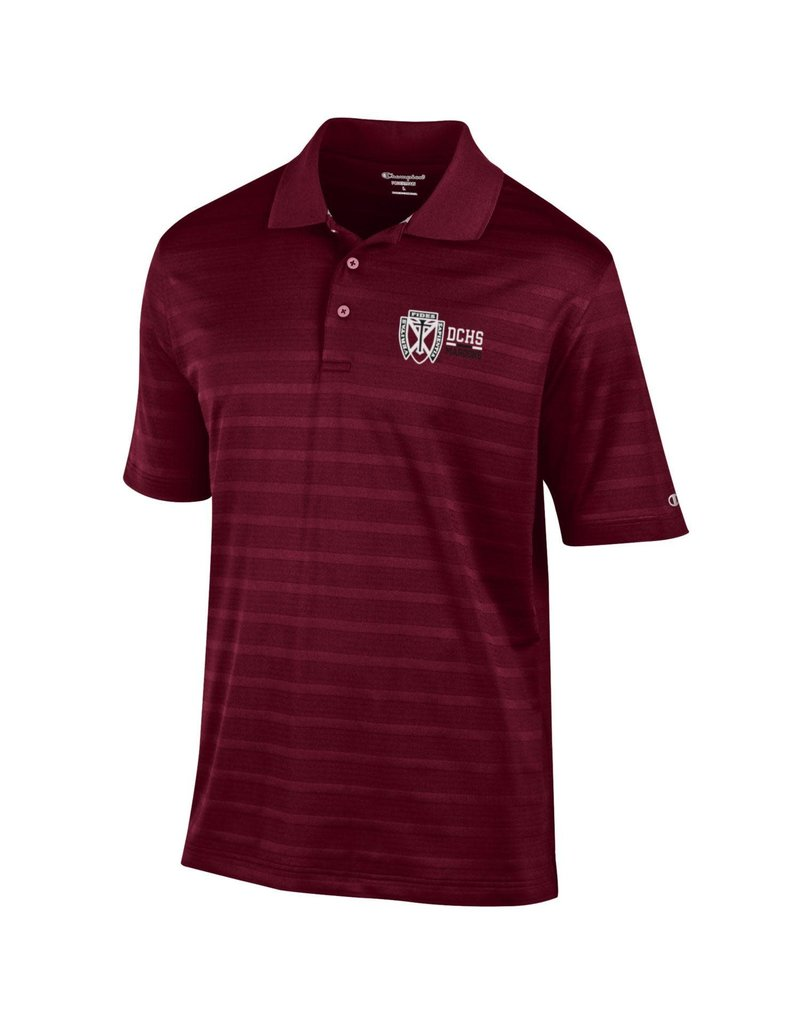 Champion Champion Men's Textured Polo