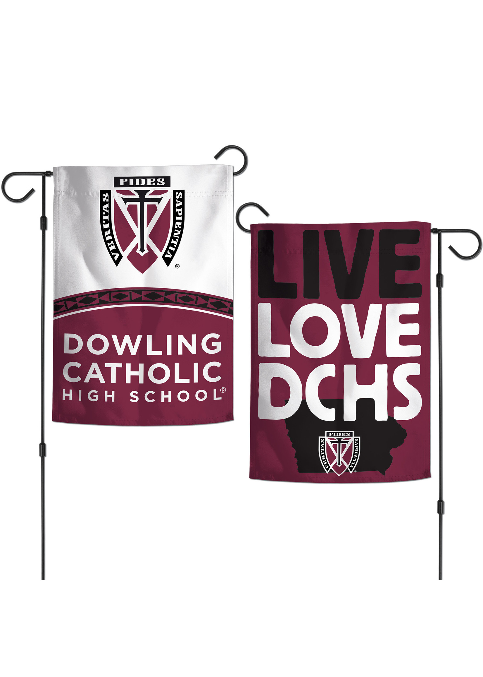 WinCraft DCHS Small Banner Flag